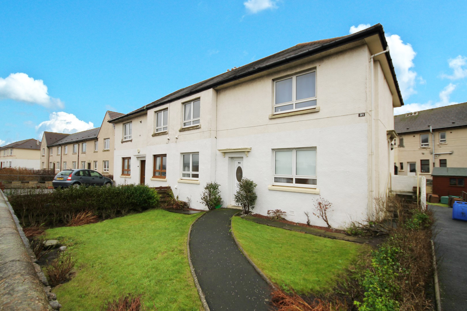 TROON – 2 Bedroom Flat
