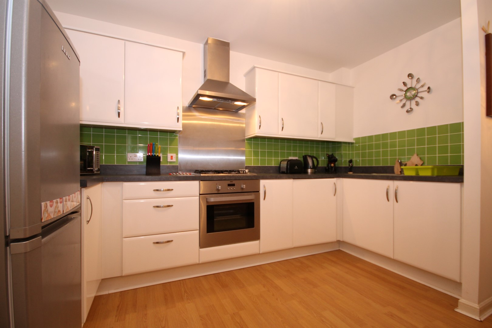 CARMYLE – 2 Bedroom Flat