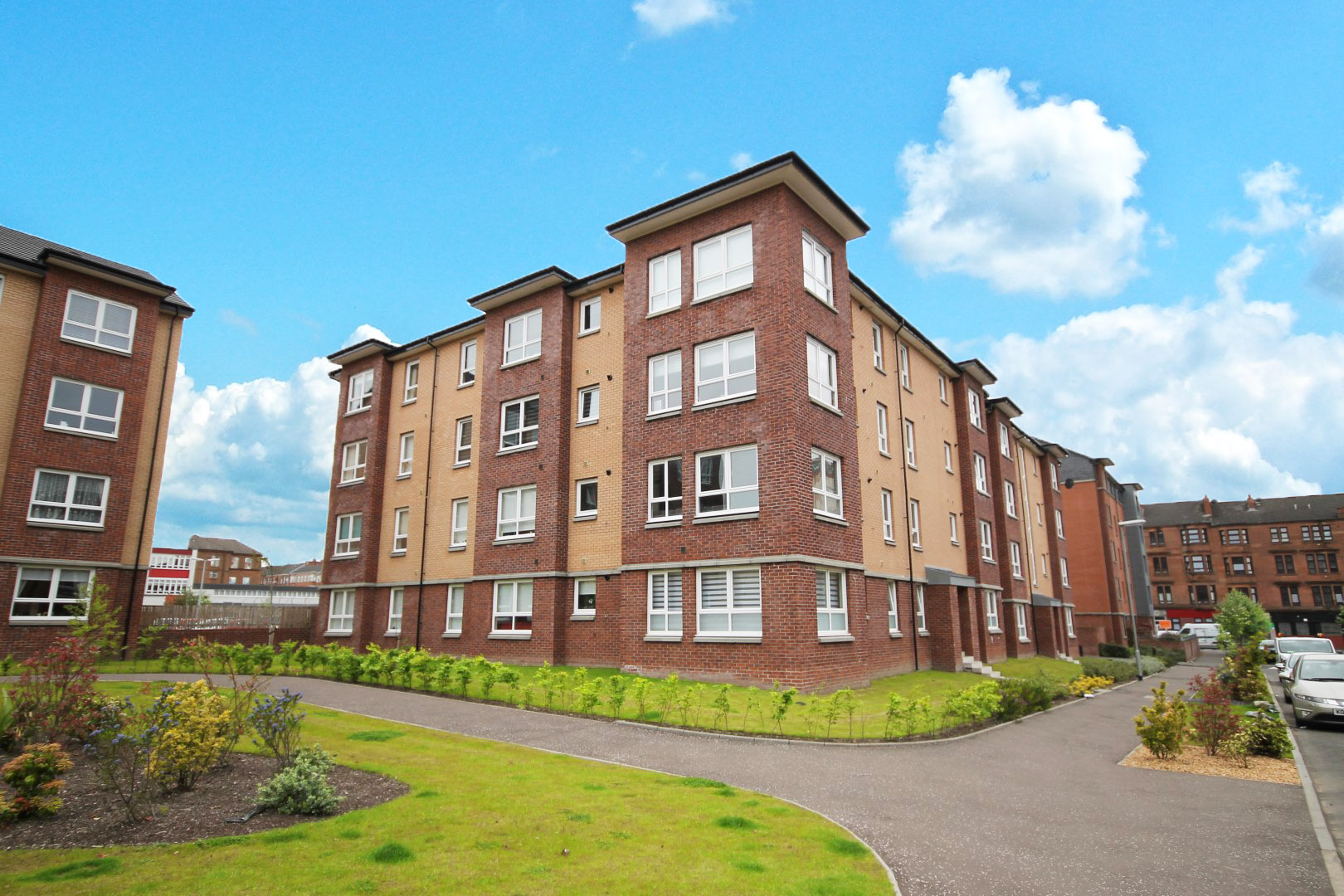 PARKHEAD – 1 Bedroom Flat