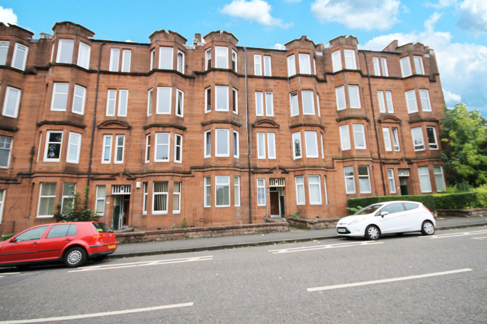 SHETTLESTON – 1  Bedroom Flat