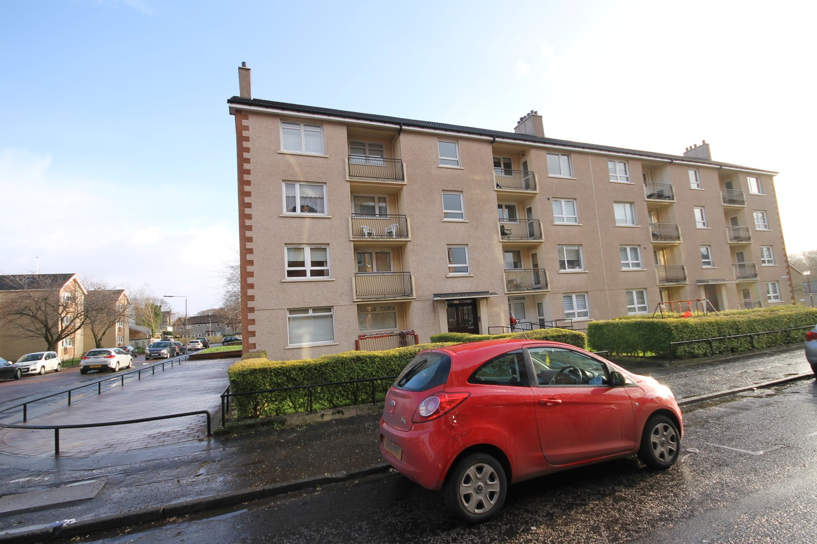 SANDYHILLS – 2 Bedroom Flat