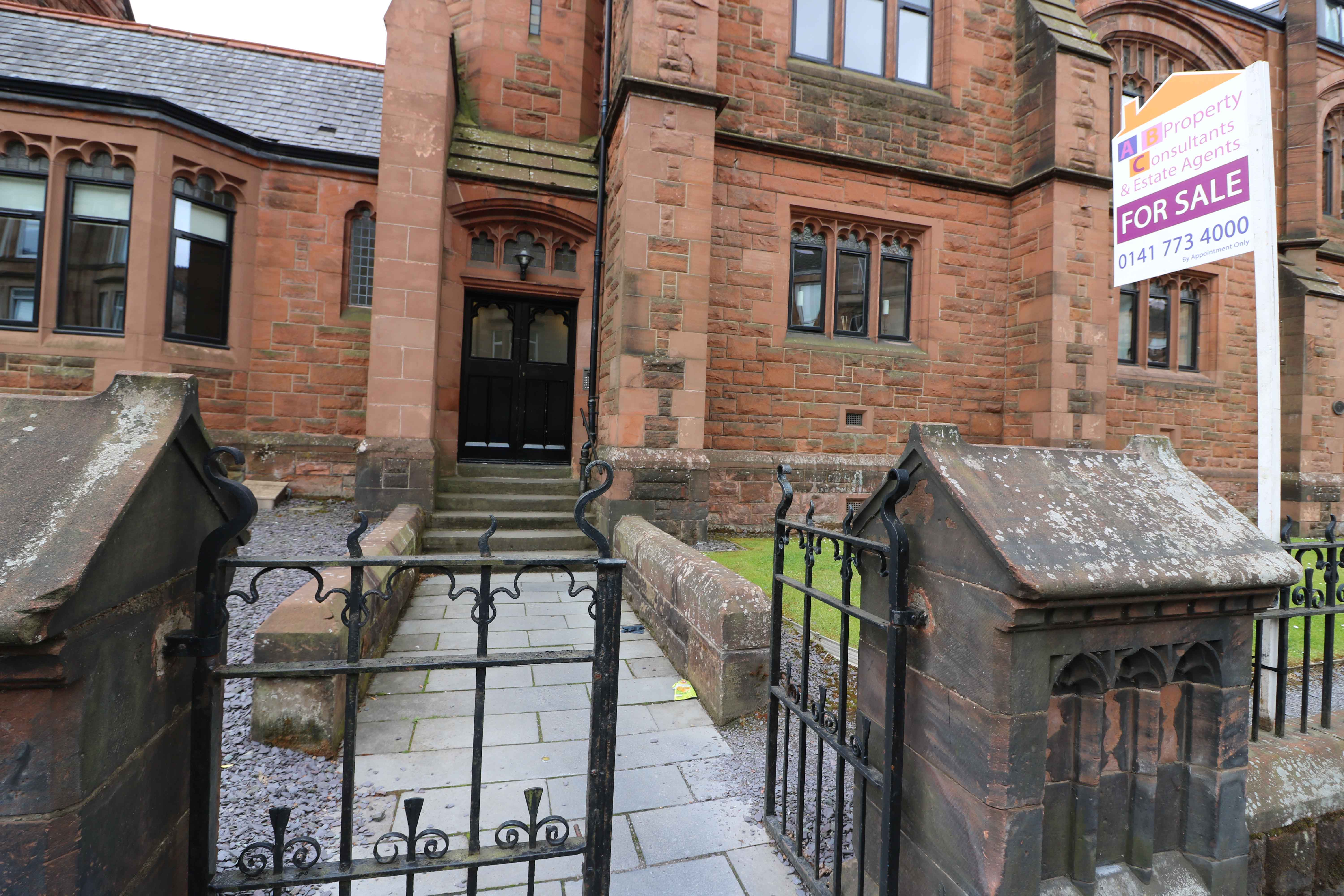 CATHCART – 2 Bed Church Conversion