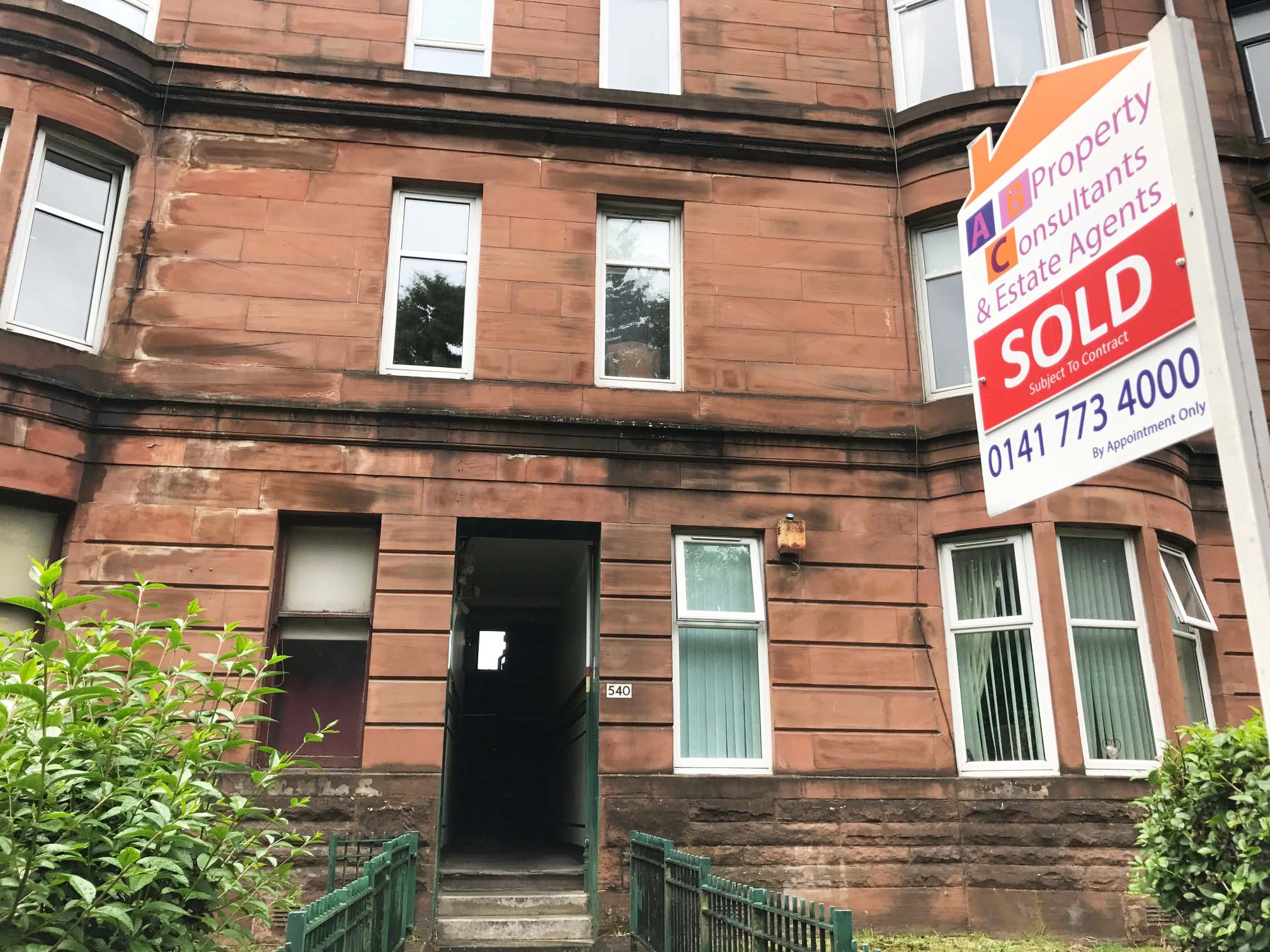 TOLLCROSS – Refurbished 2 Bedroom 1st Floor Flat