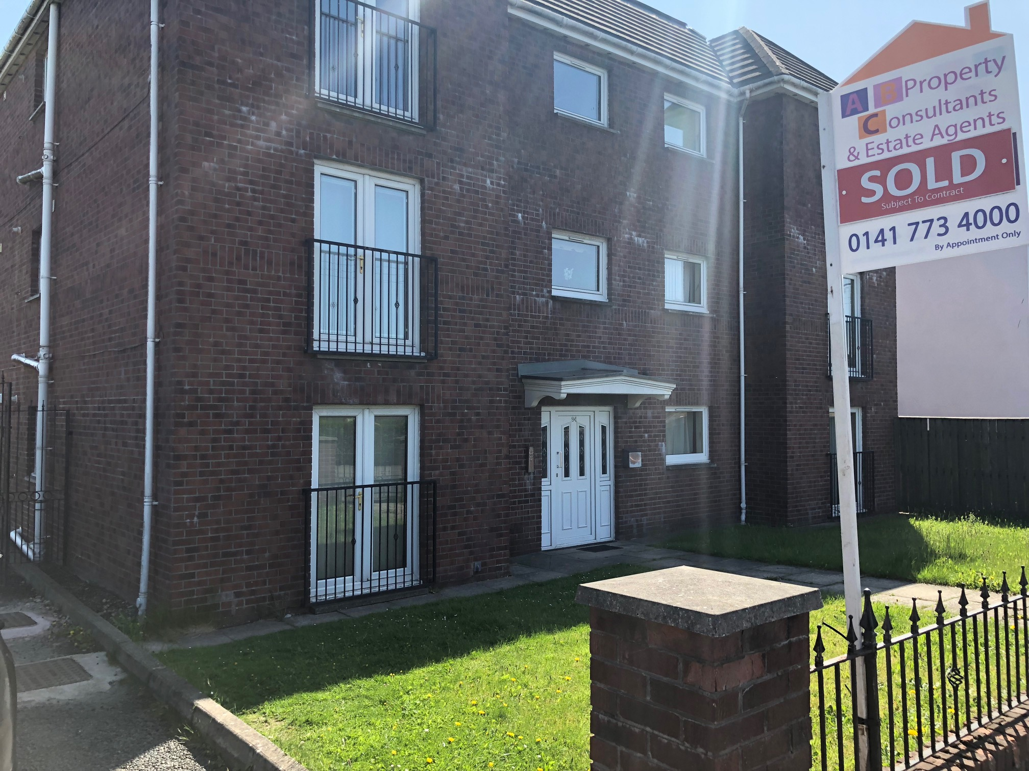 2 Bedroom Flat – Springboig Road – Springboig