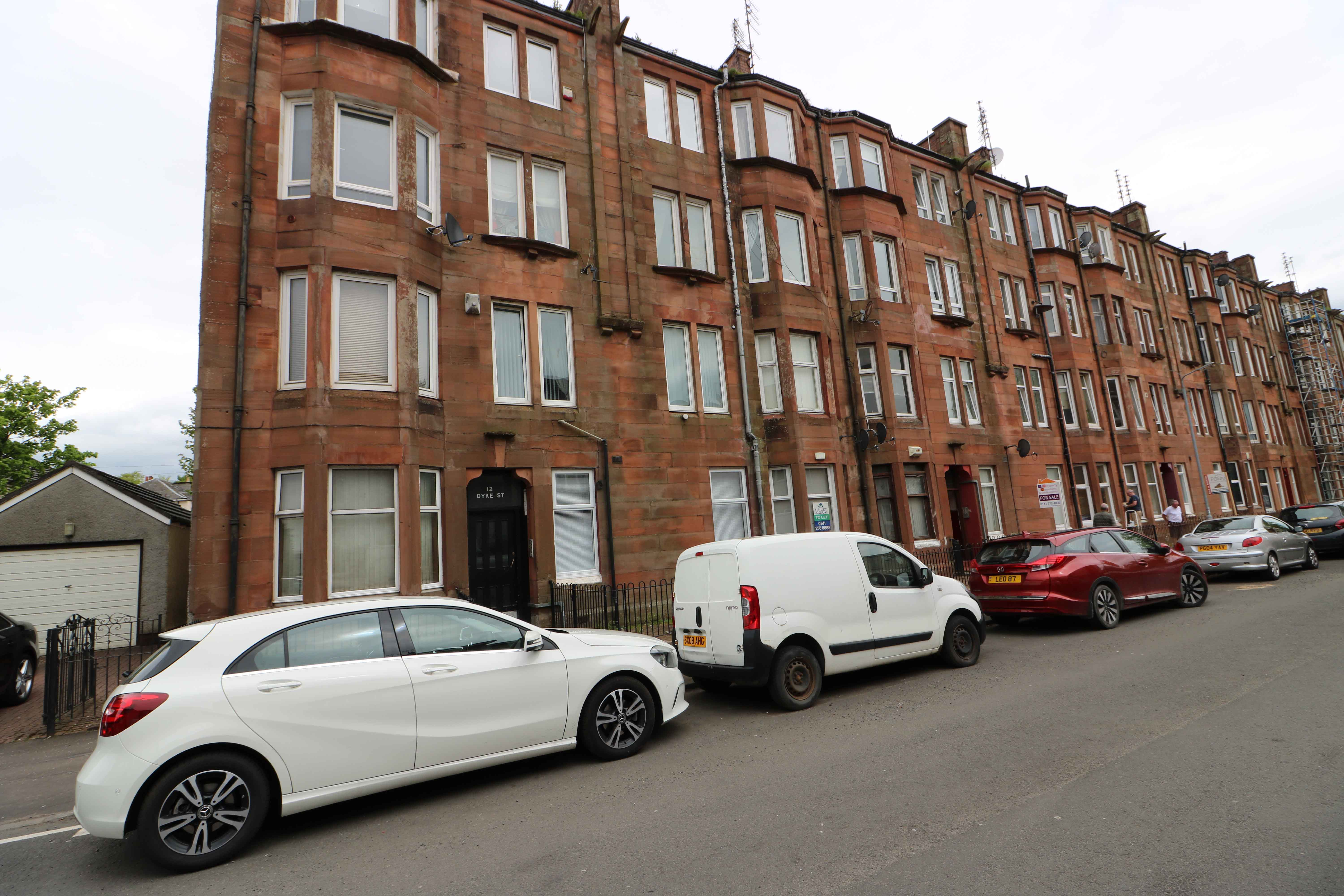 One Bedroom Flat – Dyke Street, Baillieston